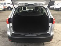 USED 2015 FORD FOCUS 1.6 ZETEC TDCI 5d 114 BHP  5dr estate low road tax