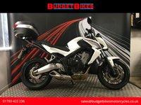 2016 HONDA CB650 CB 650 FA-E ABS  £3990.00