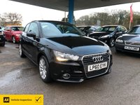 USED 2011 60 AUDI A1 1.4 TFSI SPORT 3d AUTO 122 BHP NEED FINANCE? WE CAN HELP!
