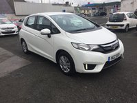 2017 HONDA JAZZ 1.3 I-VTEC S 5d 101 BHP   2years warranty  £9450.00