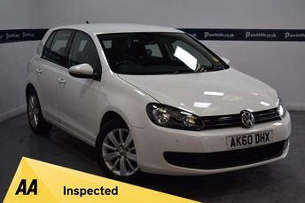 2010 VOLKSWAGEN GOLF}