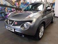 2011 NISSAN JUKE 1.5 ACENTA SPORT DCI 5d 110 BHP £6994.00