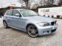 2011 BMW 1 SERIES 2.0 116D PERFORMANCE EDITION 5d 114 BHP £5995.00