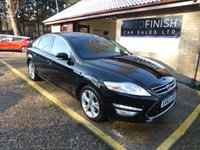 2013 FORD MONDEO 2.0 TITANIUM X BUSINESS EDITION TDCI 5d 161 BHP £6495.00