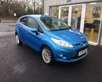 USED 2011 11 FORD FIESTA 1.4 TITANIUM THIS VEHICLE IS AT SITE 1 - TO VIEW CALL US ON 01903 892224