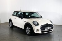 USED 2014 64 MINI HATCH ONE 1.5 ONE D (Media XL) (s/s) 3d 94 BHP Call us for Finance