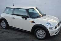 2009 MINI HATCH FIRST 1.4 FIRST 3d 75 BHP £4456.00