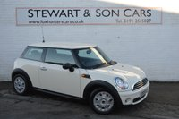 USED 2009 59 MINI HATCH FIRST 1.4 FIRST 3d 75 BHP FREE SIX MONTH WARRANTY