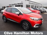 USED 2018 RENAULT CAPTUR 0.9 ICONIC TCE 5d 89 BHP