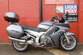 View our YAMAHA FJR 1300 A