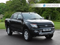 2015 FORD RANGER 3.2 WILDTRAK 4X4 DCB TDCI 1d 197 BHP £SOLD