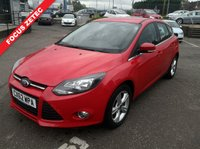 USED 2012 62 FORD FOCUS 1.0 ZETEC 5d 124 BHP NO DEPOSIT AVAILABLE, DRIVE AWAY TODAY!!