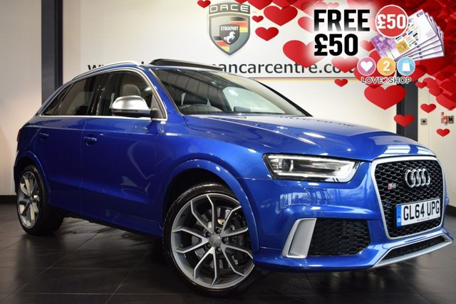 View our AUDI RS Q3