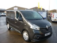 2015 RENAULT TRAFIC 1.6 SL27 SPORT ENERGY DCI S/R P/V 1d 120 BHP £SOLD