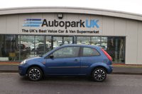 USED 2008 58 FORD FIESTA 1.2 STYLE 16V 3d 78 BHP 25% DEPOSIT SHORTFALL SHORT TERM FINANCE AVAILABLE TO ALL (NO CREDIT CHECKS)  *