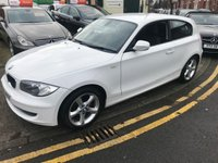 USED 2010 60 BMW 1 SERIES 2.0 116I SPORT 3d 121 BHP