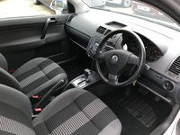 USED 2008 58 VOLKSWAGEN POLO 1.4 MATCH 3d AUTO 79 BHP