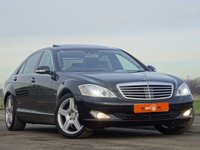 USED 2008 08 MERCEDES-BENZ S CLASS 3.0 S320 L CDI 4d AUTO 231 BHP