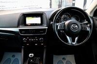 USED 2015 65 MAZDA CX-5 2.2 TD Sport Nav 2WD (s/s) 5dr *1 OWNER*SATNAV*LEATHERS*