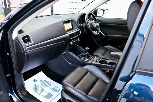MAZDA CX-5 at Dani Motors