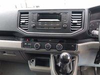 USED 2017 67 VOLKSWAGEN CRAFTER CR35 TDI 2.0 CR35 TDI LWB HIGH ROOF STARTLINE 140 BHP [EURO 6]