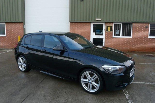 2013 13 BMW 1 SERIES 2.0 118D M SPORT 5d 141 BHP