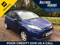 USED 2009 09 FORD FIESTA 1.4 STYLE TDCI 5d 68 BHP