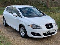 2012 SEAT LEON 1.6 CR TDI SE COPA DSG 5d AUTO 103 BHP £6990.00