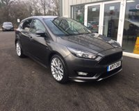 USED 2017 17 FORD FOCUS 1.5 TDCI ST-LINE NAVIGATOR 120 BHP THIS VEHICLE IS AT SITE 1 - TO VIEW CALL US ON 01903 892224