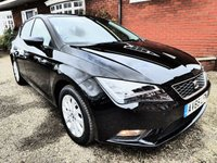 USED 2015 65 SEAT LEON 1.6 TDI SE TECHNOLOGY 5d 110 BHP Extra Spec Car Excellent Value Seat Leon With Factory Ordered Optional Extras