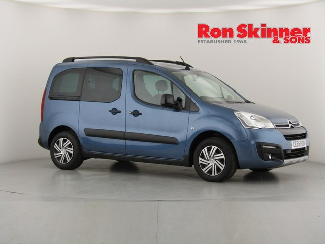 View our 2015 65 CITROEN BERLINGO MULTISPACE 1.6 BLUEHDI XTR ETG6 5d AUTO 98 BHP