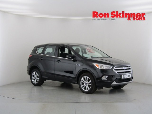 View our 2017 17 FORD KUGA 1.5 ZETEC 5d AUTO 180 BHP