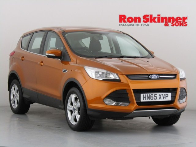 View our 2015 65 FORD KUGA 1.5 ZETEC 5d 148 BHP