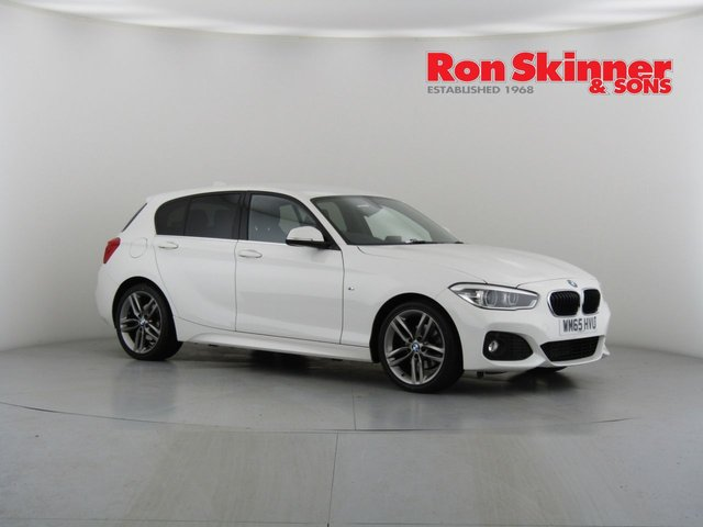 View our 2015 65 BMW 1 SERIES 2.0 120D M SPORT 5d 188 BHP