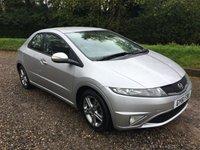 2011 HONDA CIVIC 1.3 I-VTEC SI 5d 98 BHP £4475.00