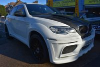 USED 2012 62 BMW X6 3.0 XDRIVE30D 4d AUTO 241 BHP COMES WITH 6 MONTHS WARRANTY
