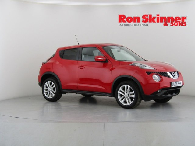 View our 2016 66 NISSAN JUKE 1.2 ACENTA DIG-T 5d 115 BHP