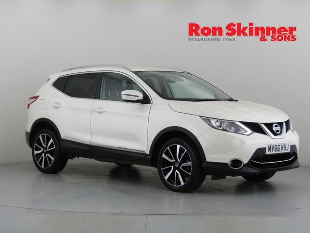 View our 2016 66 NISSAN QASHQAI 1.5 DCI TEKNA 5d 108 BHP
