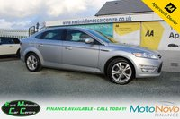 USED 2011 61 FORD MONDEO 1.6 TITANIUM X TDCI 5d 114 BHP DIESEL SILVER SERVICE HISTORY