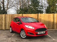 USED 2013 62 FORD FIESTA 1.25 Zetec 3dr FSH, Bluetooth Media Player