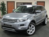USED 2012 LAND ROVER RANGE ROVER EVOQUE 2.2 SD4 PURE 5d 190 BHP