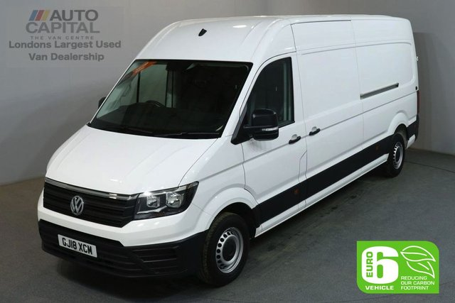 2018 18 VOLKSWAGEN CRAFTER 2.0 CR35 TDI 102 BHP AIR CON LWB H/ROOF EURO 6