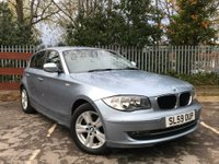 USED 2009 59 BMW 1 SERIES 2.0 116i SE 5dr Full Service History