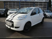 USED 2010 10 CITROEN C1 1.0 SPLASH 3d 68 BHP