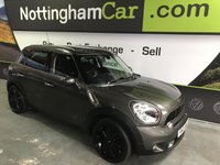 USED 2013 13 MINI COUNTRYMAN 1.6 COOPER S 5d 184 BHP