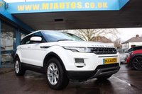 2013 LAND ROVER RANGE ROVER EVOQUE 2.2 SD4 PURE TECH 5dr 190 BHP £16495.00