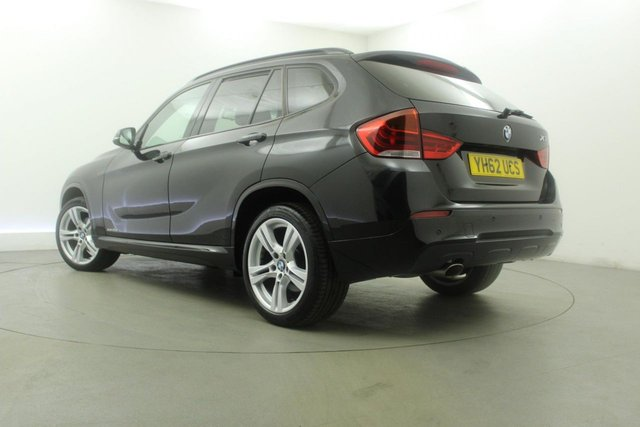BMW X1 at Georgesons