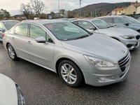 2012 PEUGEOT 508 2.0 HDI ACTIVE 4d 140 BHP £4995.00