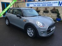 USED 2016 65 MINI HATCH ONE 1.5 ONE D 3d 94 BHP