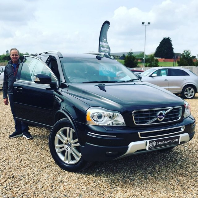 2011 11 VOLVO XC90 2.4 D5 SE Lux Geartronic AWD 5dr